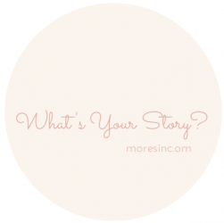 moreStories.  moreSmiles.  moreSharing.