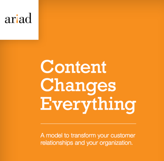 Content Changes Everything